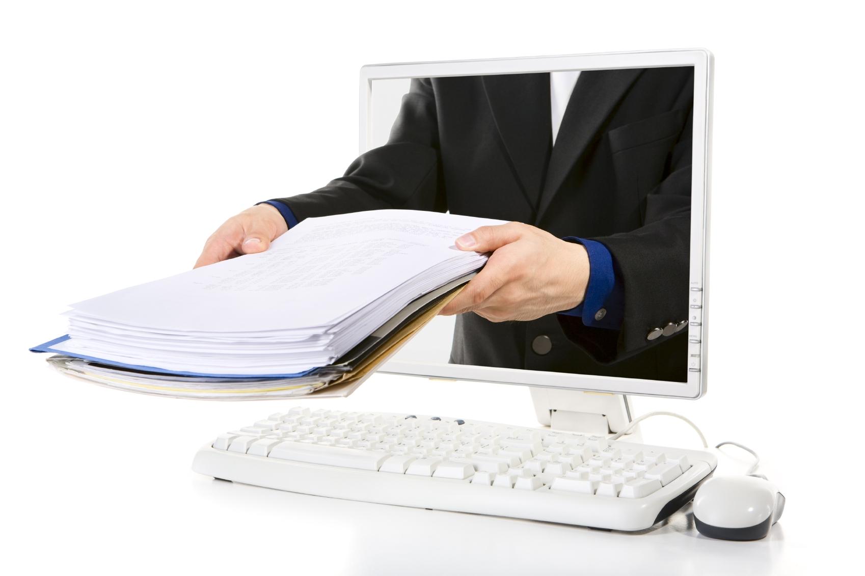 Набросок модели бизнес процесса перед интервью