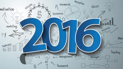 Применение процессного подхода - обзор 2016