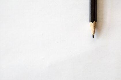 Простая схема процесса с помощью карандаша